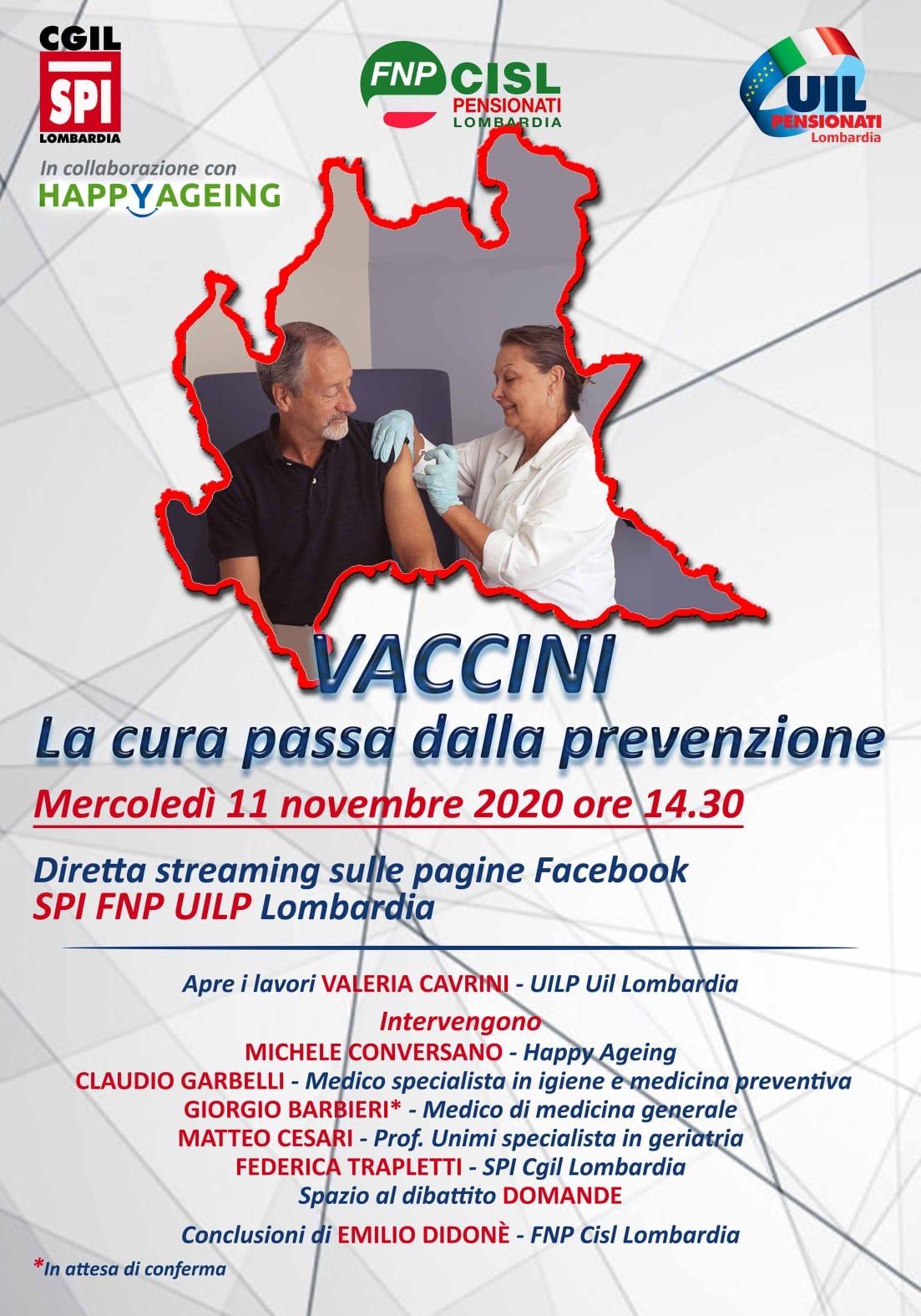 Vaccini. La cura passa dalla prevenzione