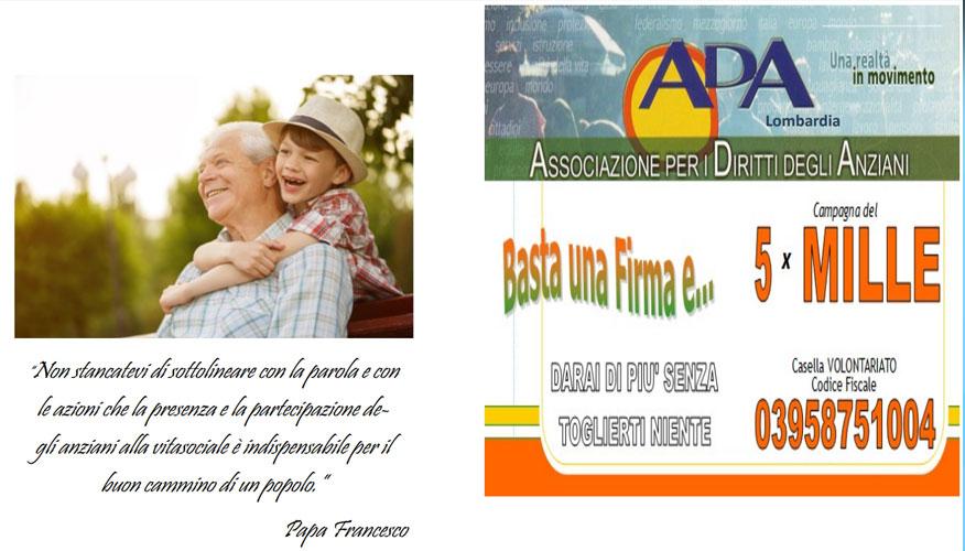 ADA - Associazione per i Diritti degli Anziani